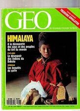 geo  magazine numero 126 /