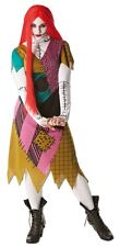 HALLOWEEN FANCY DRESS COSTUME ~ NIGHTMARE BEFORE CHRISTMAS SALLY SM 8-10