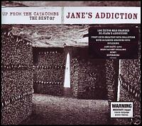 JANE'S ADDICTION - BEST OF : UP FROM CATACOMBS CD *NEW*