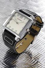 orologio uomo Jay Baxter uomo - bracciale pelle morbida - a0086 ultimo modello -