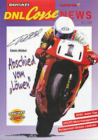 Ducati Poster 90er Jahre Kunstdruck Motorrad 44 x 32 cm Motorradposter affiche