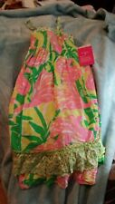 Lilly Pulitzer Target Collection XXO Toddler Girl Dress Size 4T NWT