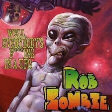 Rob Zombie WELL EVERYBODY'S FUCKING Record Store Day 2016 RSD Vinyl 10