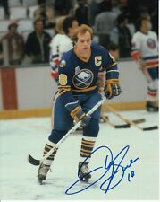 Danny Gare Buffalo Sabers  Autographed Signed 8x10 Photo