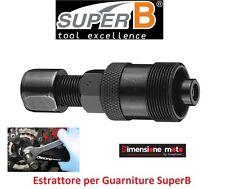 """4322 - ESTRATTORE per GUARNITURE """"SuperB"""" per Bici 20-24-26 MTB Mountain Bike"""