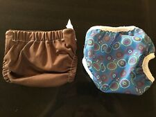 Bummis Size Small Diaper Covers for Cloth Diapers Lot Of 2