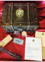 Hufflepuff Trunk With Themed Contents, ALMOST SOLD OUT!