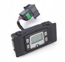 Eberspacher Webasto heater control switch timer 24V + Plug and Terminals Kit