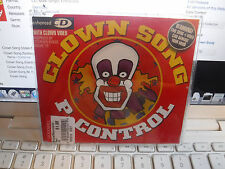 P-Control Clown Song Enhanced w/Video RARE OOP Electonica Dance Trance Techno cd