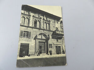 CP Card Age Perugia Palazzo By Justice Shipped 1954