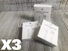 3x New Genuine Original Apple Lightning to USB Charge Cable for iPhone 6s/Plus/5