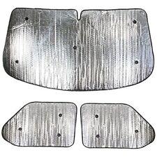 3 Piece Internal thermal blind sunshades for Mercedes Sprinter year 1995-2006