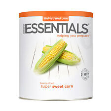 Emergency Essentials Freeze Dried Sweet Corn, can Freeze Dried Corn, Sweet can