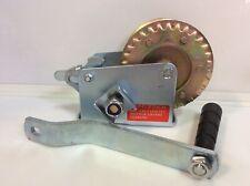 Clearance- Abn Hand Crank Gear Winch, 600 lb Single-Speed Trailer, Boat, Atv