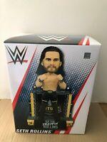 Seth Rollins WWE FOCO Limited Edition Bobblehead NIB IN STOCK LAST ONE