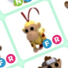 Roblox Adopt Me Monkey King Fly and Ride - Legendary Item