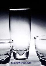 12 NEW in BOX STEUBEN Glass HIGHBALL Whiskey Scotch Macallan mid mod 1940 MCM