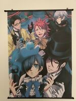 "Anime Black Butler Wall Poster Wall Hanging Home Decor 34"" W x 44"" L"
