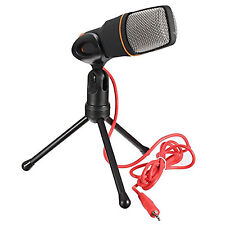 Audio Professional Condenser Microphone Mic Studio Sound Recording + Shock Mount