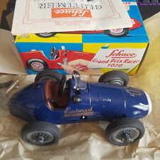 Schuco Germany 1070 Grand Prix Racer BNIB Tin Toy Car Wind Up Box Instructions
