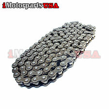 HIGH TENSILE 520 120L CHAIN 120 LINKS W/ MASTER LINK FOR MOTORCYCLE STREET BIKE