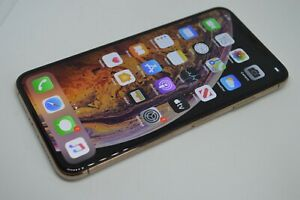 Apple iPhone XS Max - 64GB - Gold (T-MOBILE) AS IS FOR REPAIR #S486