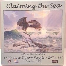 Claiming the Sea by Persis Clayton Weirs 1500 Piece Jigsaw Puzzle