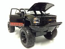 2014 Chevy Silverado, Off Road, Collectible, Diecast 1:24 Jada Toy, DSP BOX, BK