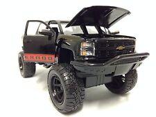 2014 Chevy Silverado, Off Road, Collectible, Diecast 1:24 Jada Toy, DSP BOX, BK
