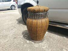 More details for oriental vintage basket