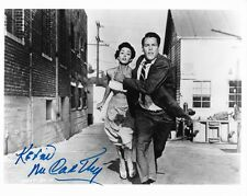 Kevin McCarthy signed IP 8 x 10 photo Invasion of the Bodysnatchers autographed