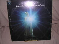Barbra Streisand A Christmas Album CS 9557 Columbia Records
