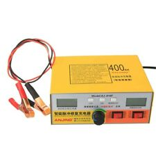 Automatic Intelligent Pulse Repair Type 12V/24V 400Ah Car Battery Charger A G5O1