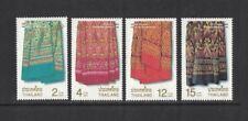 1999 Thailand Heritage Conservation SG 2102/5 Set 4 MUH