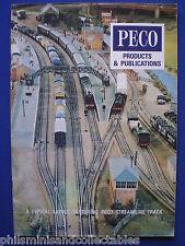 PECO  Model Railway  Catalogue 1980