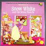 1969 Walt Disney's Snow White Vinyl LP Story and Songs - 3906 VG+