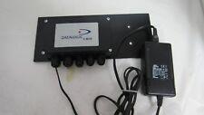 DATALOGIC C-BOX 100 10-30 DC SERIAL NO. L05A01235 w/ ALPHA ELECTRONICA SWD 40 42