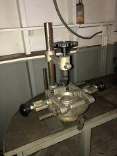 Vintage Versnick Knurler Machine Model 4 Serial # 16413 Robison Hd Amf Xr750