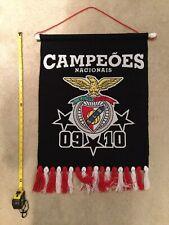Sporting Lisbon Benfica Portugal Soccer Cloth Pennant Flag Football