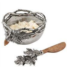 """Mud Pie """"Acorn Dip Cup Set"""""""