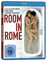 ROOM IN ROME [Blu-ray] Julio Medem Movie Erotic 2010 Film, Region Free Import