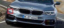BMW NEW GENUINE 5 G30 M SPORT HEADLIGHT WASHER COVER CAP HEAD RIGHT O/S 8069078