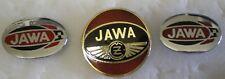 JAWA Enamel Pin Badges x 3 MotorCYCLE MotorBIKE JAWA CZ