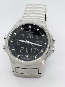 Junghans Funkuhr Apollo Mega 054/4320.44
