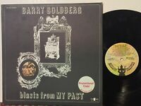 Barry Goldberg Blasts From My Past EX PROMO psych funk Duane Allman HarveyMandel
