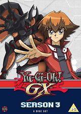 Yu-Gi-Oh! GX Season 3 (Episodes 105-155)  [DVD] [NTSC]