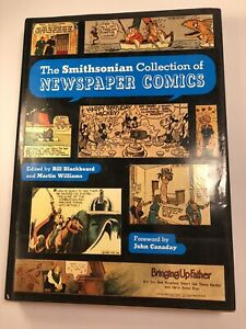 The Smithsonian Collection of Newspaper Comics, 1988 seventh printing hardcover