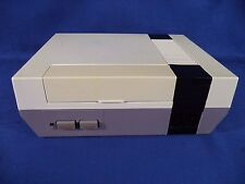 Nintendo NES Console Only - Cleaned & Tested, Works w/Issues (AS-IS)