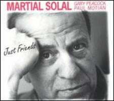 Solal, Martial / GARY PEACOCK - Just Friends PAUL MOTIAN CD NEU OVP