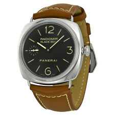 Panerai Radiomir Black Seal Mens Watch PAM00183